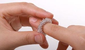 Fingers For Effective Acupressure Ring